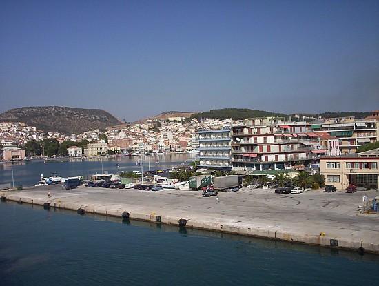 Yunanistan- Midilli adası