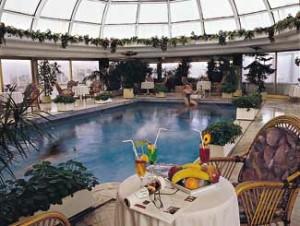 Etap Altınel Ankara Hotel Havuz